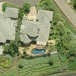 Mike Kroeger's house (Birds Eye)