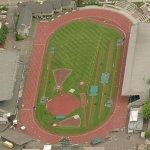 Hayward Field (Bing Maps)