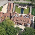 Andreas Panayiotou's $168M House (Birds Eye)