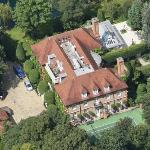 Richard Caring's House (Birds Eye)
