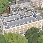 Edward Douglas-Pennant's House (Former) (Birds Eye)
