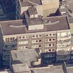 George Harrison & Ringo Starr's Apartment (Former) (Birds Eye)