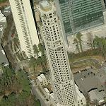 Mandarin Oriental, Atlanta (Birds Eye)
