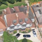 Stuart Swycher's House (Birds Eye)