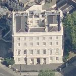 Earl of Sefton's House (Former) (Birds Eye)