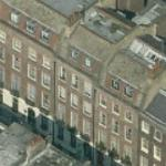 Benjamin Franklin's House (Former) (Birds Eye)