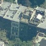 Mariska Hargitay & Peter Hermann's House (Birds Eye)