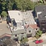 Mark Pincus' House (Former) (Birds Eye)