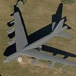 B-52 and C-135 (Birds Eye)