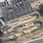 2012 Olympic BMX track (Birds Eye)