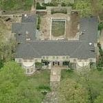 Pat Ryan's house (Birds Eye)