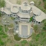 Dana Mecum's house (Birds Eye)