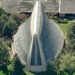 'Temple Beth El' by Minoru Yamasaki (Birds Eye)