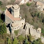 Rocca Guaita fortress (first tower) (Bing Maps)
