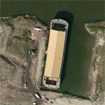 Noah's Ark replica (Bing Maps)