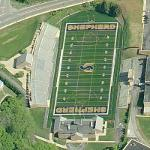 Ram Stadium (Shepherdstown) (Birds Eye)