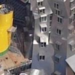 Stata Center at MIT (Birds Eye)
