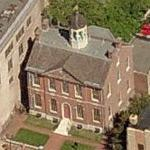 Wilmington Old Town Hall (Birds Eye)