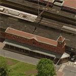 Joseph R. Biden Jr. Railroad Station (Birds Eye)