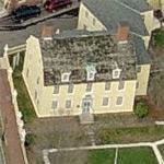 John Paul Jones House (Birds Eye)