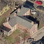 Gilman Garrison House (Birds Eye)