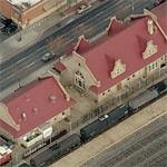 Billings Train Station (Birds Eye)