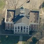 Noxubee County Courthouse (Birds Eye)