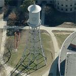 Marston Water Tower (Birds Eye)