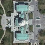 US Capitol Building (Bing Maps)