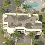 Flo Rida's House (Birds Eye)