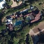 George Strawbrige's house