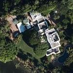 Richard Worley's house (Bing Maps)