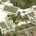Bob McNair's house (Birds Eye)