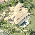Rickie Fowler's house (Birds Eye)