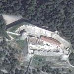 Spanish fortress of Hvar (Bing Maps)