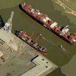 Port of Savannah (Ocean Terminal) (Birds Eye)