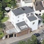 Harry Styles' House (Birds Eye)
