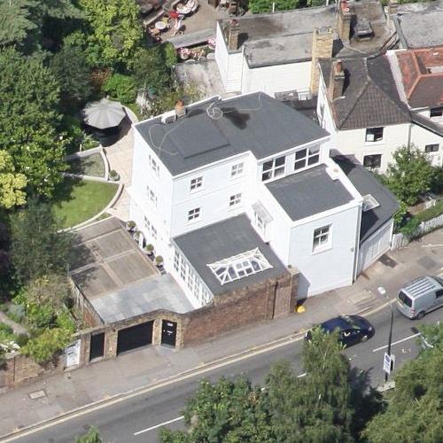 Harry styles houses