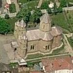 Mântuleasa church (Birds Eye)