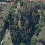 Hungarian Millennium Church (Birds Eye)