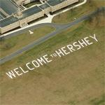 Welcome to Hershey (Birds Eye)