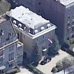 Embassy of the Republic of Croatia (Birds Eye)