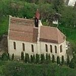 11th century Calvary Church (Birds Eye)