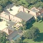 Hoyt Barnett's house (Birds Eye)