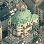 St. Peter's church (Birds Eye)