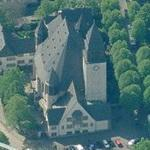 Luther church (Birds Eye)