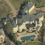 Ione Rucker Jamison's house (Birds Eye)