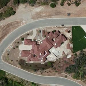 Britney Spears' House (Former) (Bing Maps)