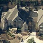 Kandi Burruss's House (Birds Eye)