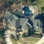 Eric Staal's House (Birds Eye)